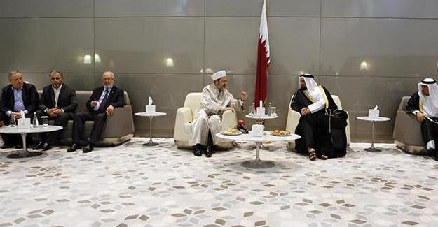 Sakarya Müftüsü İlyas Serenli Katar'da