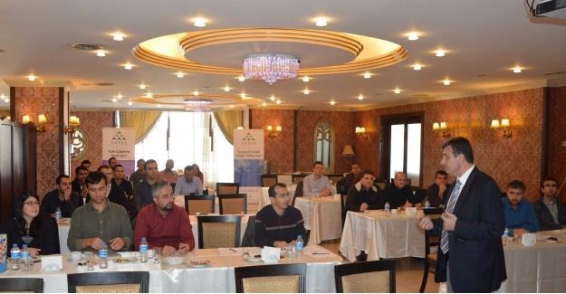 SEDAŞ'ta 'İtibar yönetimi eğitimi' tamamlandı