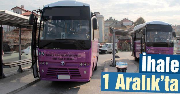 Toplu taşımaya 12 yeni araç