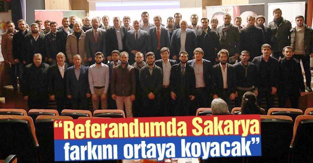 AK Parti 65. İl Danışma Meclisi Toplantısını yaptı