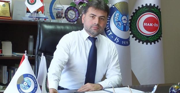 Hak-iş Başkanı Gökdemir terör saldırısını kınadı