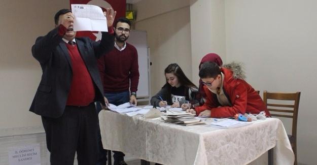 Sakarya İl Öğrenci Meclis Seçimleri yapıldı