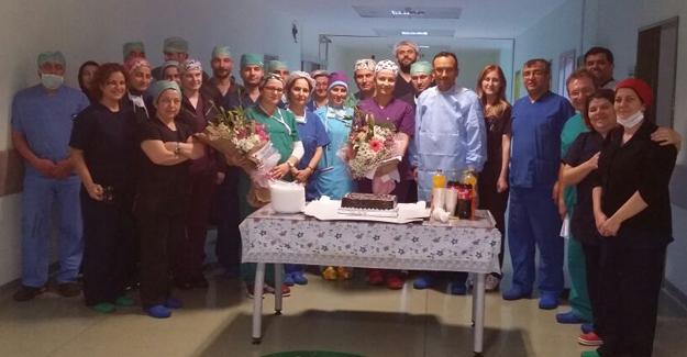 SAÜEAH Anestezi Teknisyenleri Günü'nü kutladı