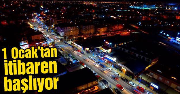 Serdivan'da iş yerlerinin kapanış saatleri belirlendi