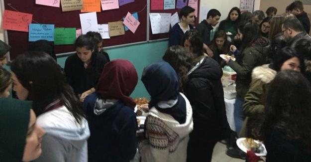 Tes-İş Anadolu'dan anlamlı etkinlik