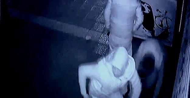 4 ayrı iş yerini soyan hırsızlar yakalandı