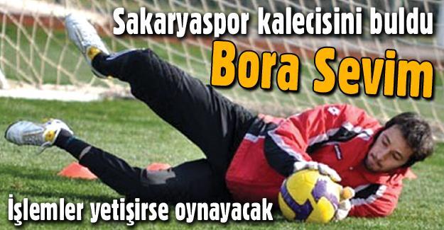 İşte Sakaryaspor'un yeni kalecisi
