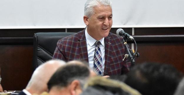 Karasu Belediye Meclisi toplandı