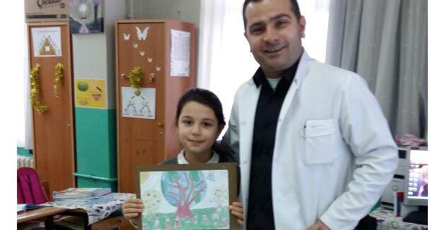 Selçukbey İlkokulu'ndan Türkiye Birinciliği