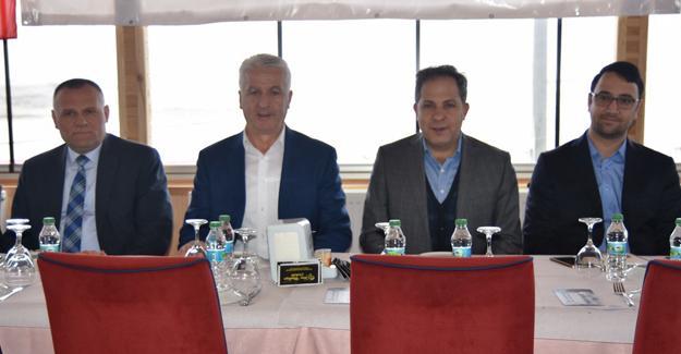 Sosyal İşler Koordinasyon Toplantısı Karasu'da yapıldı