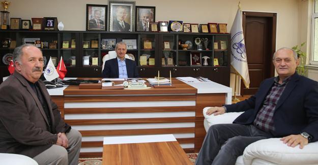 Alişan'dan Başkan Dişli'ye teşekkür