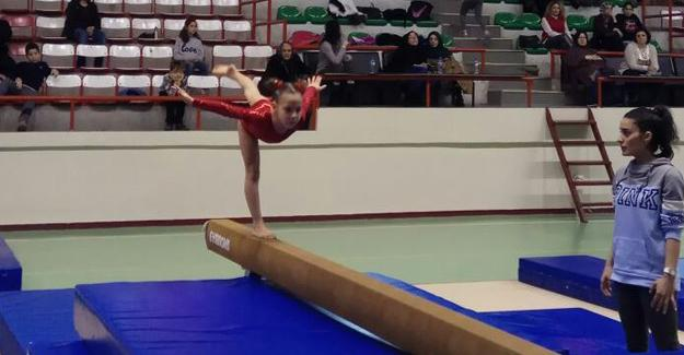 Cimnastikte seçme telaşı