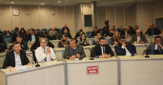 Şubat ayı meclisi toplandı