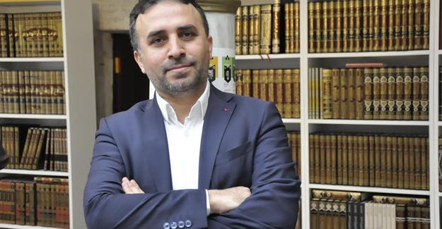 """TYB Başkanı Bıyıklı: """"İslam dünyası zor günlerden geçiyor"""""""