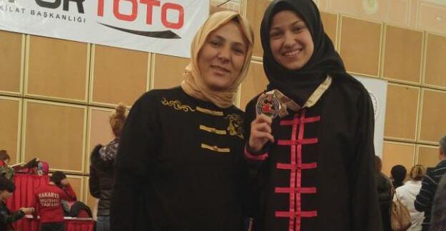 Wushu'da Türkiye Şampiyonu oldu