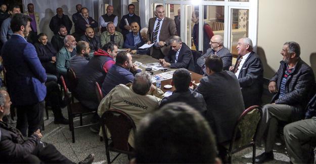 AK Parti Sapanca referandum startını verdi