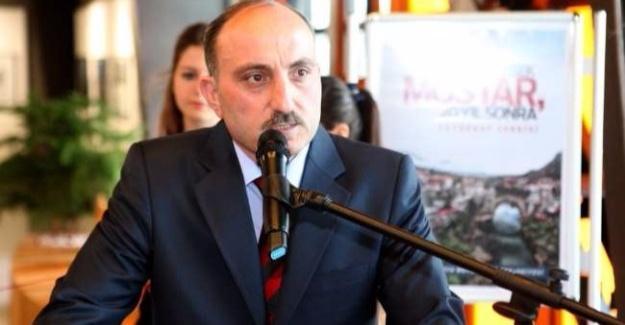 """Başkan Kılıç: """"Avrupa artık demokratik değil"""""""