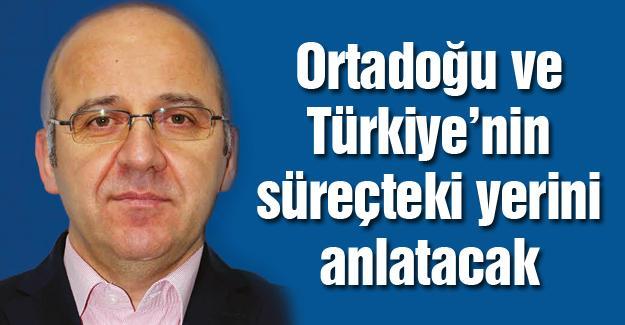 Prof. Dr. Ahmet Uysal konferans verecek