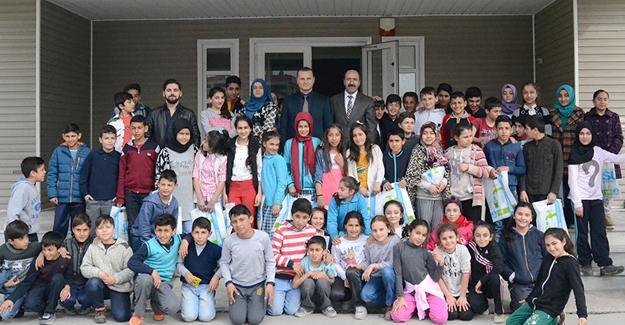 SASKİ'den bin 493 öğrenciye eğitim
