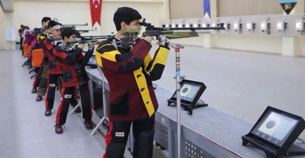 Türkiye'nin yeni atıcıları bu poligonda yetişiyor