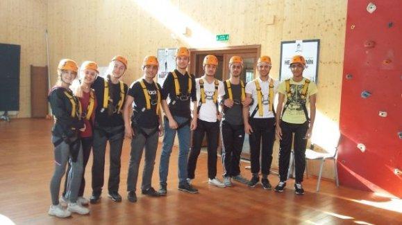 Yunus Çiloğlu Öğrencilerine Macera Park ödülü