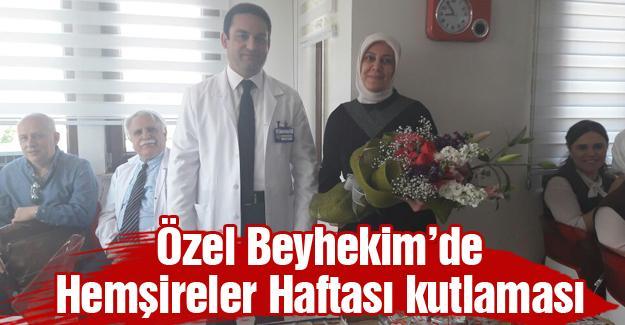 Başhekim Kırdar'dan personeline teşekkür