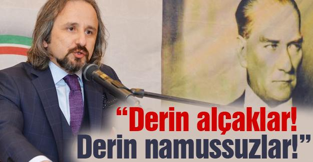 Başkan Kazan'dan Atatürk'e hakarete sert tepki