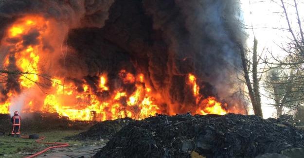 Son 4 ayda bin 144 yangın çıktı