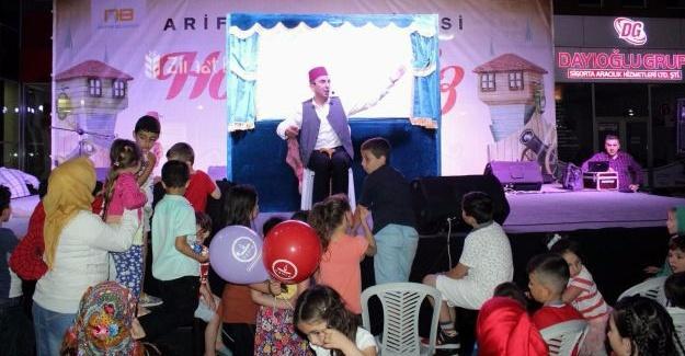 Arifiye'de Ramazan etkinlikleri sürüyor