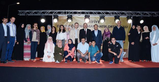 Arifiye Osman Öztürk İHO'da coşkulu veda