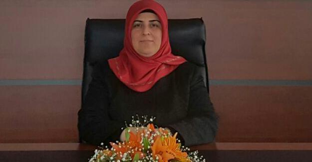 Başkan Fatma Varol'dan tebrik mesajı