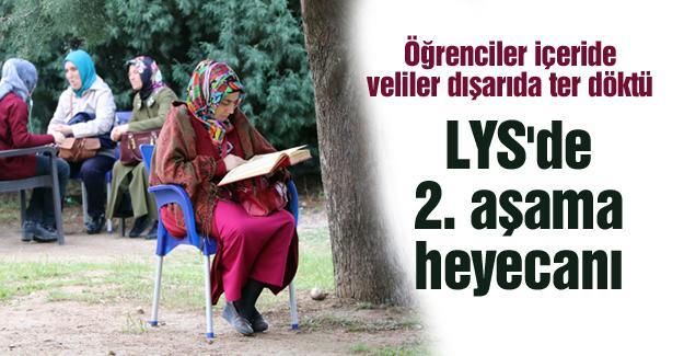 LYS'de 2. aşama heyecanı