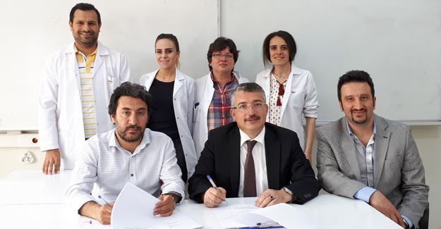 Yunus Çiloğlu, Kimyagerler Derneği ile protokol imzaladı