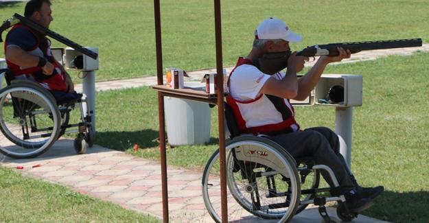 Paralimpik Trap Türkiye Şampiyonası sona erdi