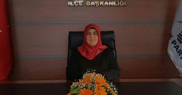 Başkan Fatma Varol'dan 17 Ağustos mesajı