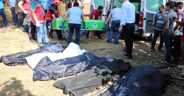 Kazada ölen ve yaralananların isimleri belli oldu