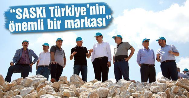 Milletvekilleri Akçay barajını inceledi