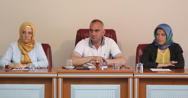 Sapanca Belediye Meclisi toplandı