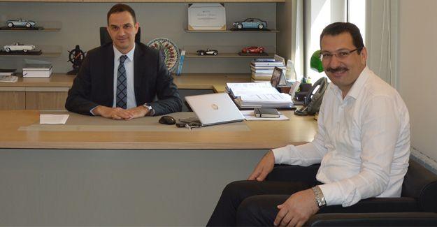 Milletvekili Yavuz'dan SEDAŞ'a ziyaret