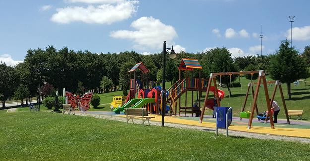 Yeni oyun parkları hizmette