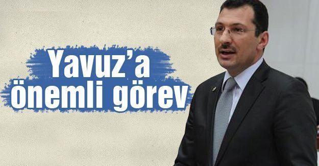 Ali İhsan Yavuz SKM Başkanı oldu