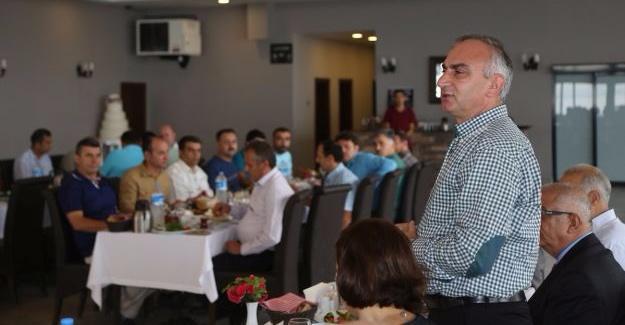 Sapanca'da okul müdürleri ile istişare toplantısı yapıldı