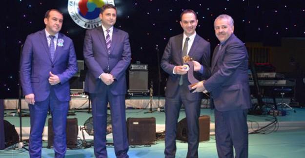 SEDAŞ Kurumlar Vergisi birincilik ödülünü aldı