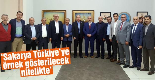 AK Parti Teşkilatları bu sergide buluştu