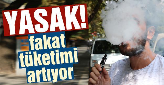 Akdardağan'dan e-sigara tepkisi