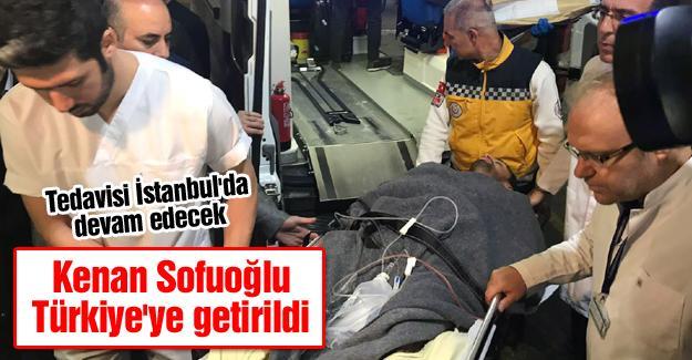 Kenan Sofuoğlu Türkiye'ye getirildi