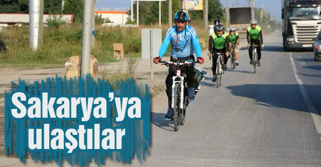 Lösemi hastası çocuklar için Adana'dan yola çıktılar