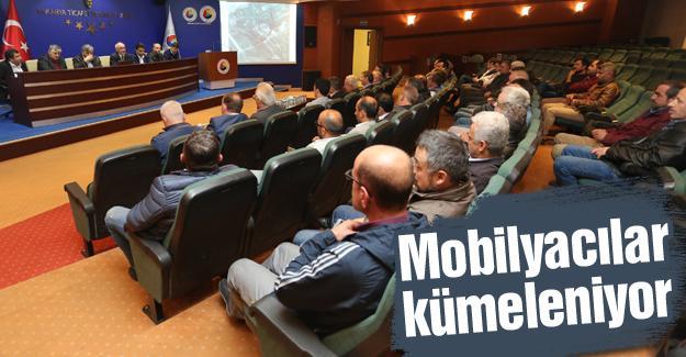 Mobilya İmalatçıları Sanayi Sitesi için çalışmalar sürüyor