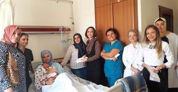Sakarya'da Bebek Dostu Hastane sayısı artıyor