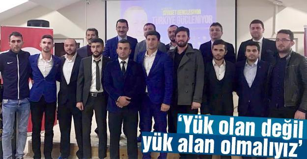 AK Gençlik'te Kocaali Kongresi gerçekleştirildi